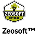 natural hand cleaner Zeosoft logo