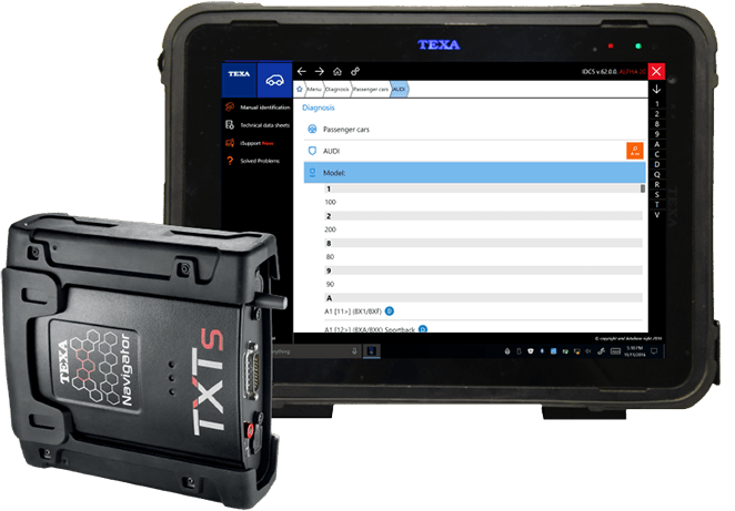 Axone Nemo Diagnostic Software & Navigator TXT