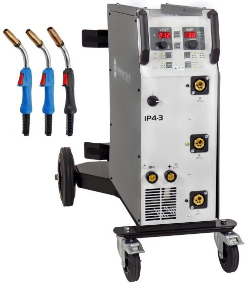 IP4-3 MIG Welder (3 torches)