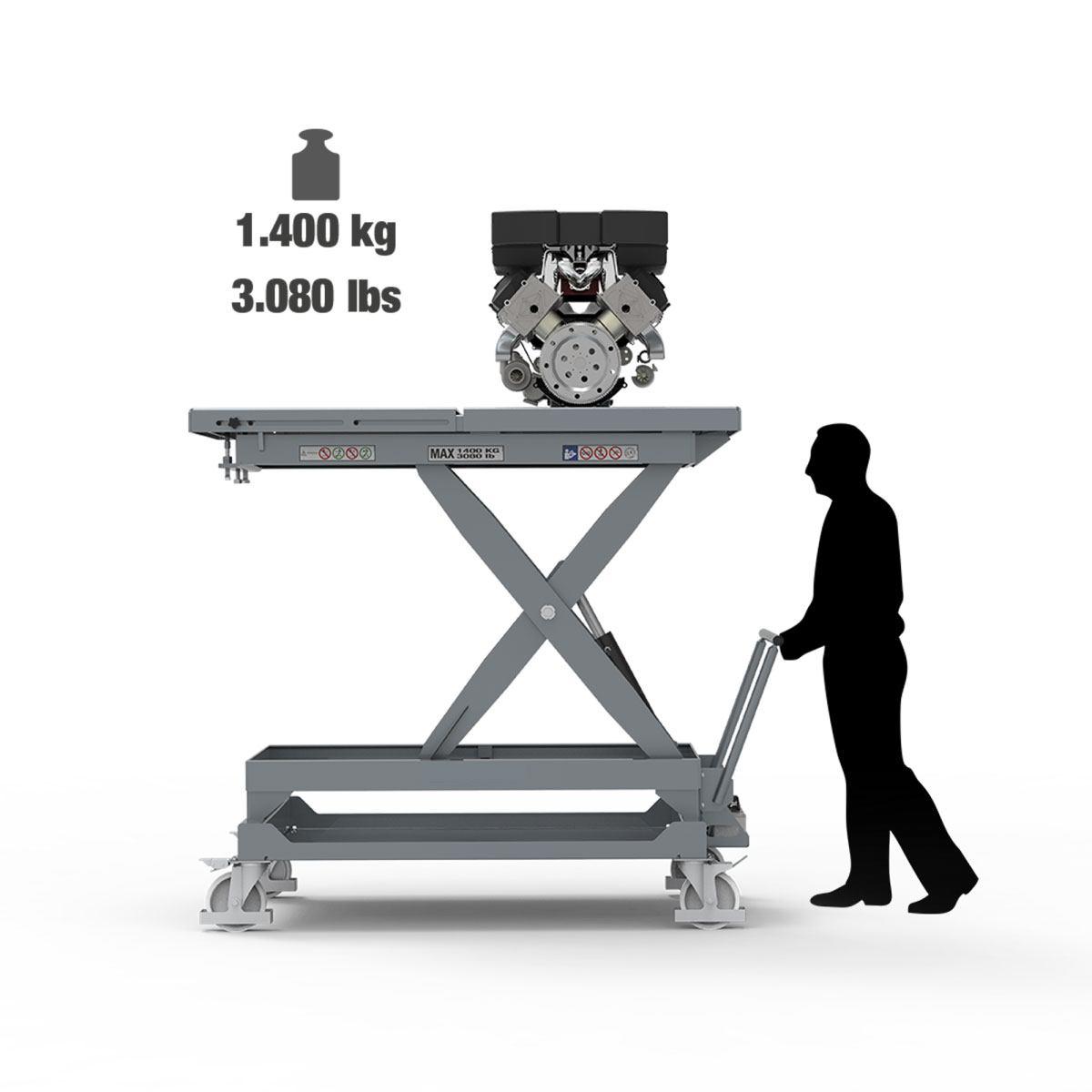 Table-Lift-in-extended-height-with-man